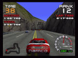 Ridge Racer 64 Nintendo 64 I caught up last rivals