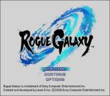 Rogue Galaxy PlayStation 2 Title screen