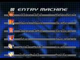 Sentō Mecha Xabungle: The Race in Action PlayStation And here are the contestants!