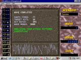 BrainWave Windows 3.x After each wave the player's score is displayed and the game analyses the player's methods
