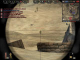 Battlefield 1942 Windows ... and another headshot.