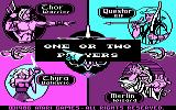 Gauntlet DOS One or two players? (CGA)