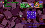 Lemmings 2: The Tribes Amiga Sports Tribe Level One Overview.