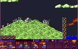 Lemmings 2: The Tribes Amiga Highland Tribe.