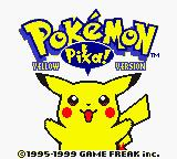 Title screen (GBC)