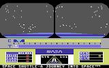 Space Shuttle: A Journey into Space Commodore 64 Title screen