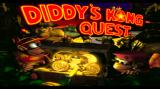Donkey Kong Country 2: Diddy's Kong Quest Wii Title screen