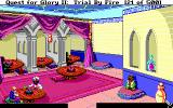 Quest for Glory II: Trial by Fire DOS Shameen's place of business