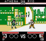 The King of Fighters '95 Game Boy Fight!