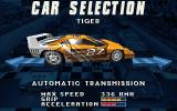 Screamer DOS Car selection 2
