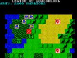 "Sorcerer Lord ZX Spectrum ""battle"""