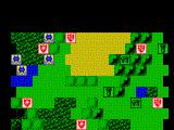 Sorcerer Lord ZX Spectrum Red's army - player controls them