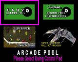 Arcade Pool Amiga CD32 The cd includes a demo of Super Frog