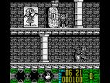 Count Duckula in No Sax Please - We're Egyptian ZX Spectrum Another locked door