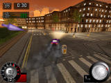 Taxi3: Extreme Rush Windows Smoke on the road