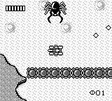 CosmoTank Game Boy Giant bug!