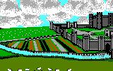 Lancelot DOS Head on to Camelot (CGA)