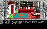 Lancelot DOS Merlin's workshop (EGA low res)
