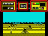 Future Bike Simulator ZX Spectrum Another enemy