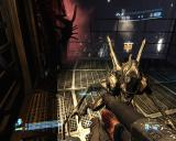 Aliens: Colonial Marines Windows In close quarters combat you can push the alien off and surprisingly it works