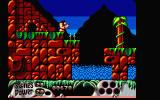Cavemania Atari ST Death from below