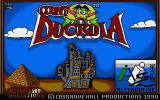 Count Duckula in No Sax Please - We're Egyptian Atari ST Second title screen
