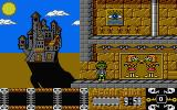 Count Duckula in No Sax Please - We're Egyptian Atari ST The entry point
