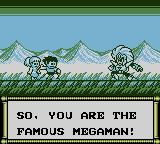 Mega Man V Game Boy It was supposed to be quiet day...