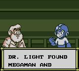 Mega Man V Game Boy Is this Hemingway?
