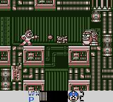Mega Man V Game Boy Die cosmic robot!