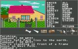 Borrowed Time Atari ST Frame house.