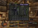 Wizardry: Tale of the Forsaken Land PlayStation 2 Levelling-up.