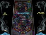 Solid State Pinball: Jinni Zeala Macintosh 4 players possible