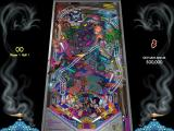 Solid State Pinball: Jinni Zeala Macintosh Ball 1 - game start