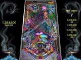 Solid State Pinball: Jinni Zeala Macintosh Game Over