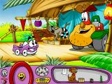 "Putt-Putt Enters the Race Windows Outback Al from ""Putt-Putt Saves the Zoo""!"