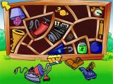 Putt-Putt Enters the Race Windows Another great minigame - sort all the trash