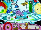 Putt-Putt Enters the Race Windows Putt-Putt at the carwash