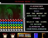 Clockwiser: Time is Running Out... Amiga CD32 Demo mode