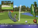 PGA Tour 98 PlayStation First shot on the Sawgrass course