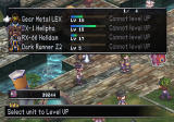 Makai Kingdom: Chronicles of the Sacred Tome PlayStation 2 Vehicles also gain levels