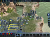 Supreme Commander 2 Windows attack with special units... is spectacular