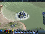 Supreme Commander 2 Windows time to war on water!