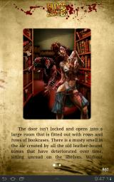 Blood of the Zombies Android Em..sexy zombies? What were they doing there before they got infected?
