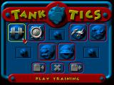 Tanktics Windows Campaign menu