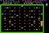 Rock-Ola's Nibbler Apple II Level 3