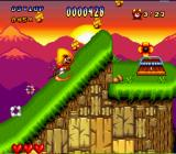 Speedy Gonzales in Los Gatos Bandidos SNES Speedy the Hedgehog!