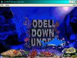 Odell Down Under Windows 3.x Open Screen without Fish