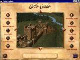 Castle Explorer Windows The main exploration screen. From here areas of the castle can be selected.