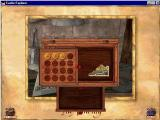 Castle Explorer Windows When pieces of the map are found they are placed in the players spy chest, behind a secret sliding panel
